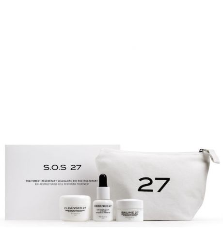 Cosmetics 27 - SOS 27 Restoring Global Treatment