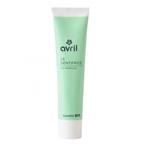 AVRIL - Organic Toothpaste with mint
